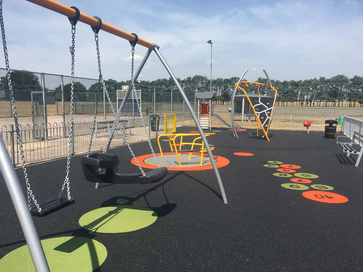 Hinks Meadow Play Area